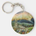 Abruzzo Keychain