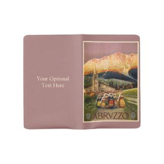 Abrvzzo Italy custom notebook