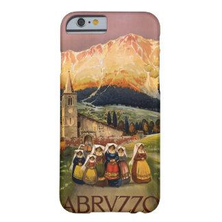 Abrvzzo Italy vintage travel cases