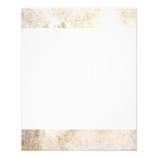 [ABS-BEI-1] Beige marble speckle 11.5 Cm X 14 Cm Flyer