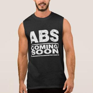 ABS Coming Soon Sleeveless Shirt