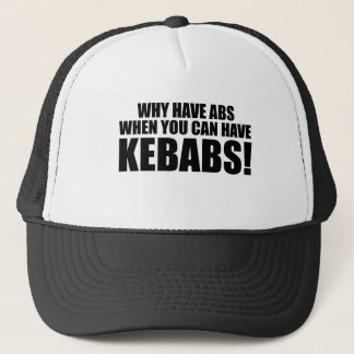 Abs Kebabs Trucker Hat