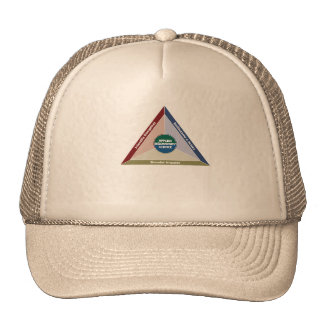 ABS triangle hat