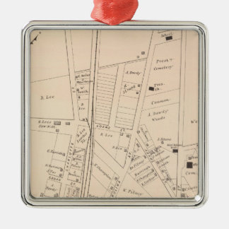 Absecon, New Jersey Christmas Ornament