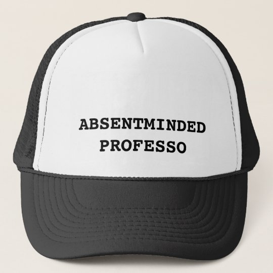 Absentminded Professor Hat