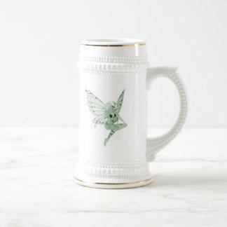 Absinthe Art Signature Green Fairy 1B Beer Steins