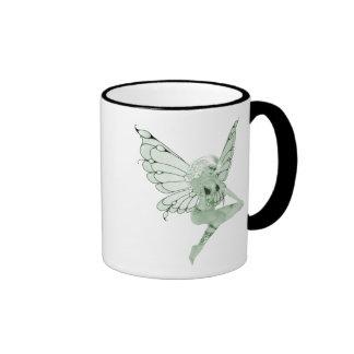 Absinthe Art Signature Green Fairy 1B Coffee Mug