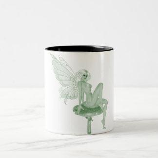 Absinthe Art Signature Green Fairy 2A Mug