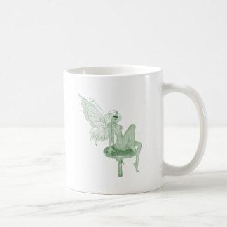 Absinthe Art Signature Green Fairy 2A Coffee Mug