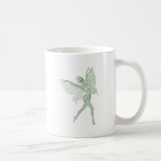 Absinthe Art Signature Green Fairy 3B Coffee Mugs