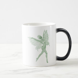 Absinthe Art Signature Green Fairy 3B Coffee Mug