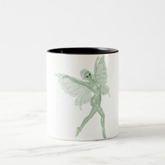 Absinthe Art Signature Green Fairy 3B Mugs