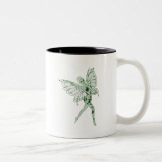 Absinthe Art Signature Green Fairy 8 Coffee Mug