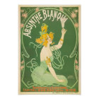 Absinthe Blanqui Nover Fine Art Poster