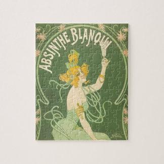 Absinthe Blanqui Nover Fine Art Puzzle