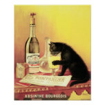 Absinthe Bourgeois Print