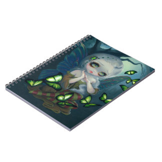"""Absinthe Butterflies"" Notebook"