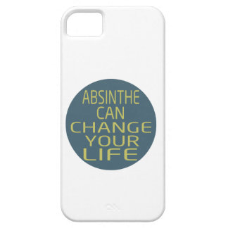 Absinthe Can Change Your Life iPhone 5 Cases