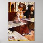 Absinthe Drinkers by Edgar Degas