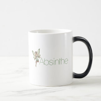 Absinthe Green Fairy In 3D Mugs