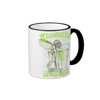 Absinthe La Fee Verte Fairy With Glass Mug