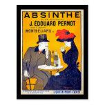 Absinthe, Leonetto Cappiello Post Card