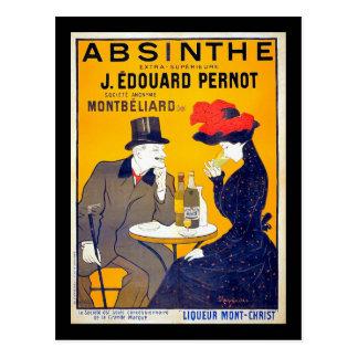 Absinthe Leonetto Cappiello Post Card