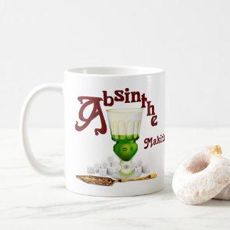 """Absinthe Makith The Heart Grow Fonder!"" #2 Coffee Mug"