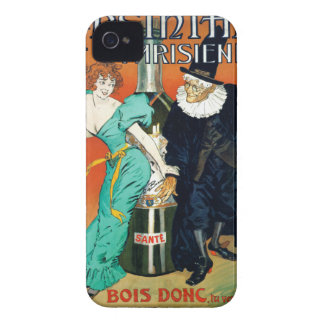 Absinthe Parisienne vintage French advertisement Case-Mate iPhone 4 Cases