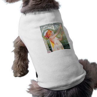 Absinthe Robette Dog Tee Shirt
