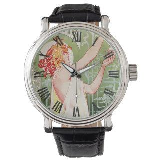 Absinthe Robette Wristwatch