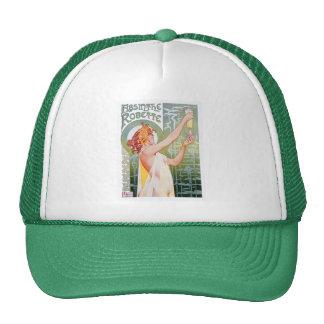 Absinthe Robette Mesh Hat