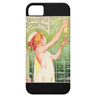 Absinthe Robette iPhone 5 Cover