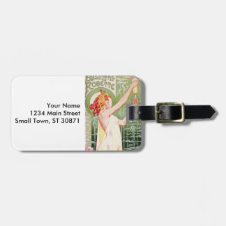 Absinthe Robette Tag For Bags