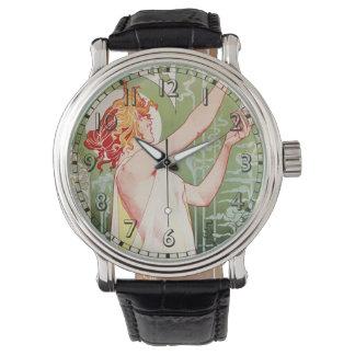Absinthe Robette Wristwatches