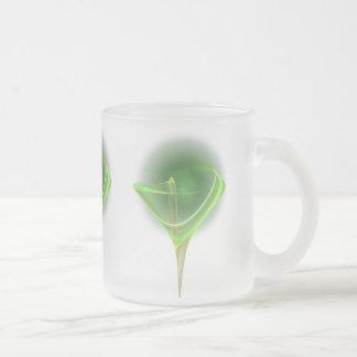 Absinthini Faery Martini Art 10 Oz Frosted Glass Coffee Mug