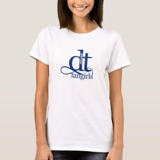 Absolute DT Fangirls T-Shirt  (BLUE)