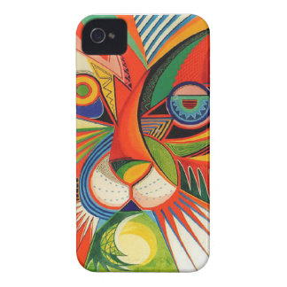 Absract cat iPhone 4 Case-Mate case