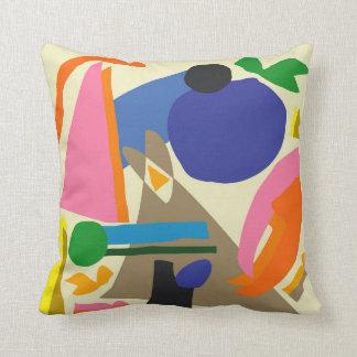 Absract Morning Cushion