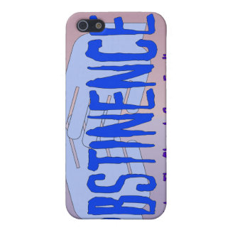Abstinence Cover For iPhone 5