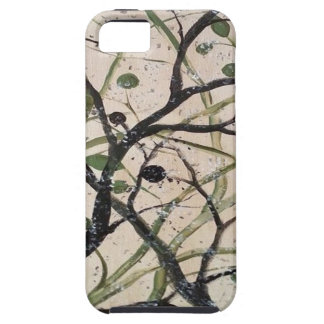 Abstracet Olive Tree iPhone 5/5S Covers