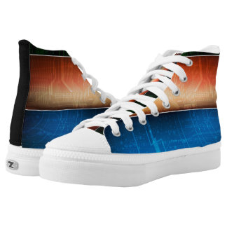 Abstract 101 Crown Shoes