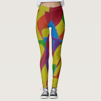 Abstract 112017 - Leggings