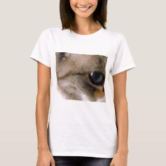 abstract 1 cat eye.jpg T-Shirt