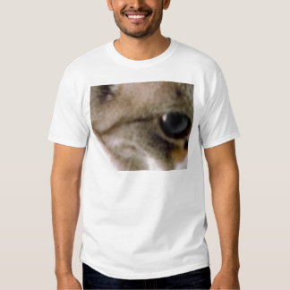 abstract 1 cat eye.jpg t-shirts