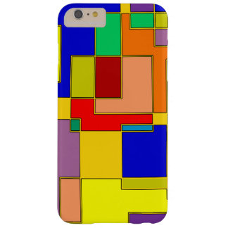 Abstract #26 barely there iPhone 6 plus case