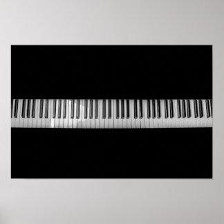 abstract-316499 PIANO KEYBOARD MUSIC DIGITAL REALI Poster
