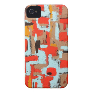 abstract  #3 by sludge iPhone 4 covers