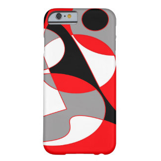Abstract #485 barely there iPhone 6 case