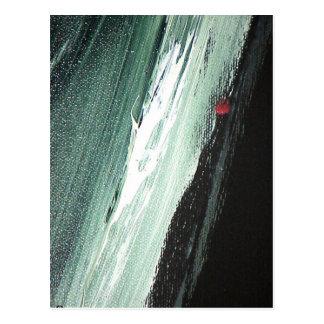 abstract 4 postcard